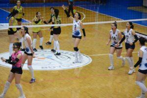 Antakya Belediyesi GSK Kadın Voleybol Takımından Galibiyet